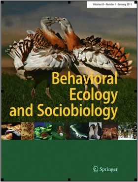 JOURNAL ANIMAL BEHAVIOUR EBOOK